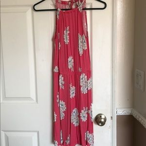 Xs floral old navy dress